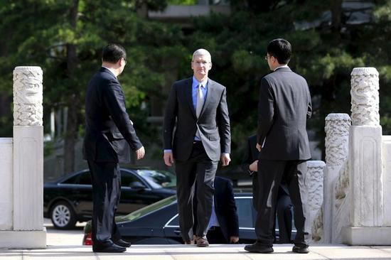 苹果在华生意经:今年赚每个中国人272元