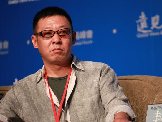 新周刊执行总编封新城加盟华人文化产业基金